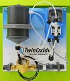 TwinOxide dosing system
